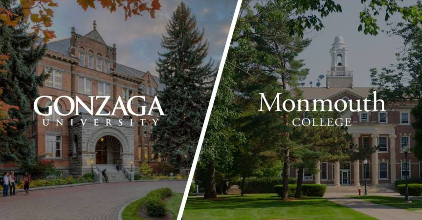 Hội thảo Du học Mỹ cùng 2 trường: Gonzaga University và MonmouthCollege